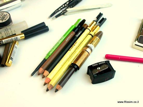 עפרון גבות