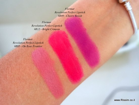 Flormar Revolution Perfect Lipstick