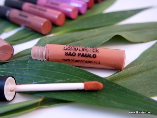 Ofra cosmrtics liquid lipstic in Sao Paulo
