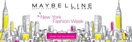 גילטי ומייבלין בשבוע האופנה בניו יורק