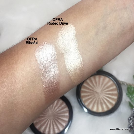 ofra blisfull VS Rodeo Drive