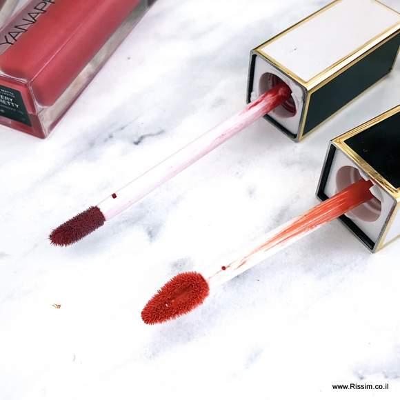 שפתונים וליפגלוסים של יאנה פרוביז