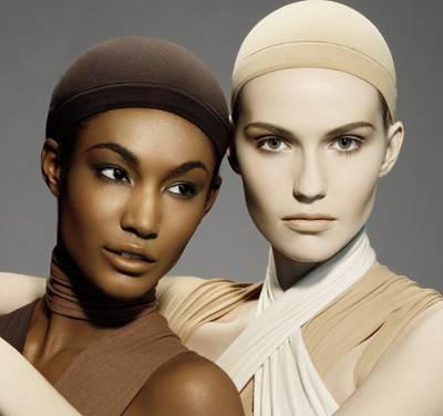 טרנד ה NUDE באיפור - מאק - קולקציית all ages all races all sexes