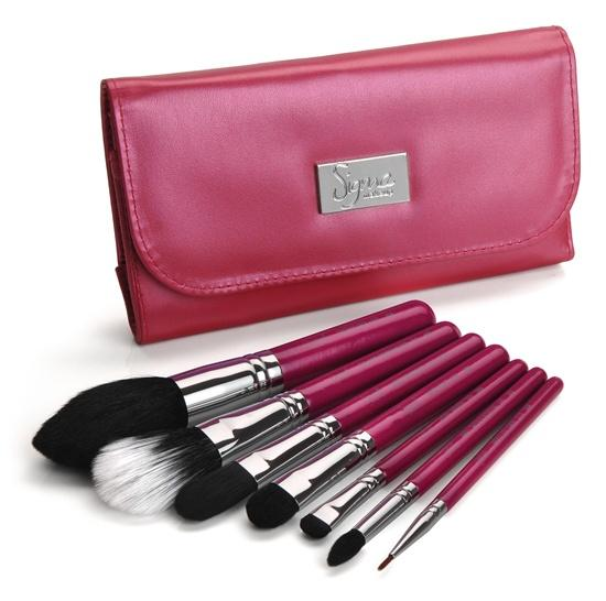 Sigma Premium Travel Kit - Hot in Pink