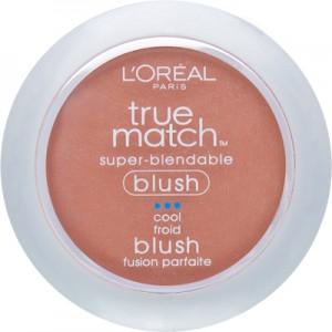 סומק True Match של לוריאל בגוון Rosy Outlook