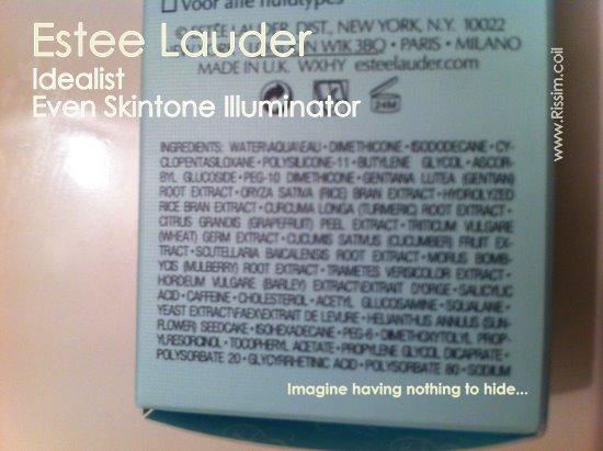 Estee Lauder Idealist illuminator