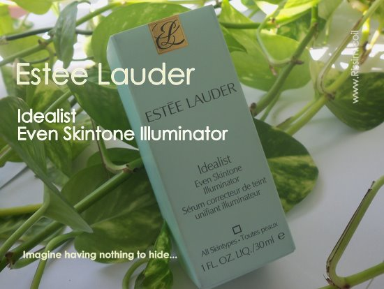 סרום אידאליסט החדש של אסתי לאודר - Estee Lauder Idealist Even Skintone Illuminator