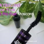 מסקרה דו צדדית מעגלת של מייבלין Maybelline New York XXL Curl Mascara