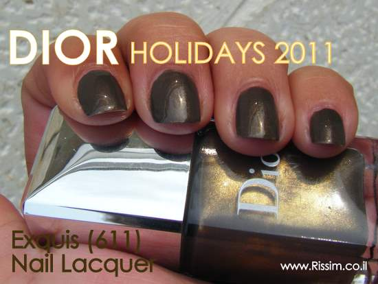 Dior Exquis NAIL LACQUER