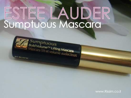 Estee Lauder Sumptuous Mascara