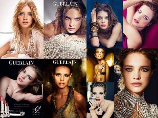 פרסומות של גרלן לאורך השנים