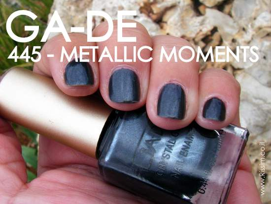 GA-DE 445 METALLIC MOMENTS