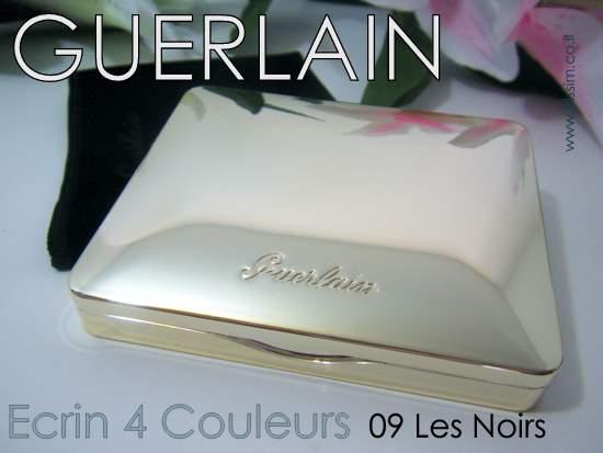 Guerlain Ecrin 4 Couleurs 09 Les Noir