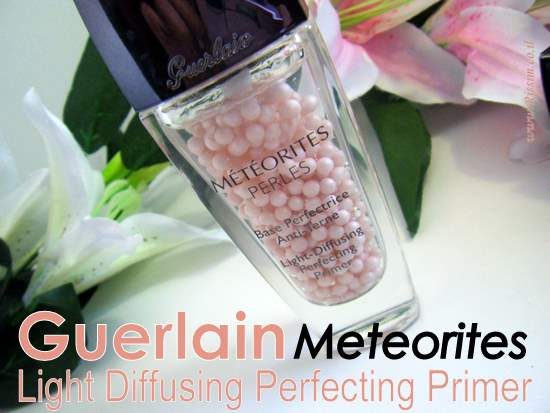 Guerlain Meteorites Perles Light Diffusing Perfecting Primer