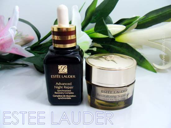 ESTEE LAUDER Revitalizing Supreme + advance night repair