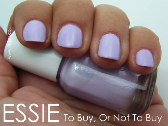 Essie To Buy, Or Not To Buy