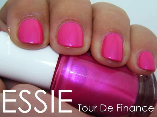 Essie Tour De Finance