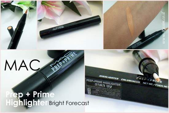 MAC Prep + Prime Highlighter