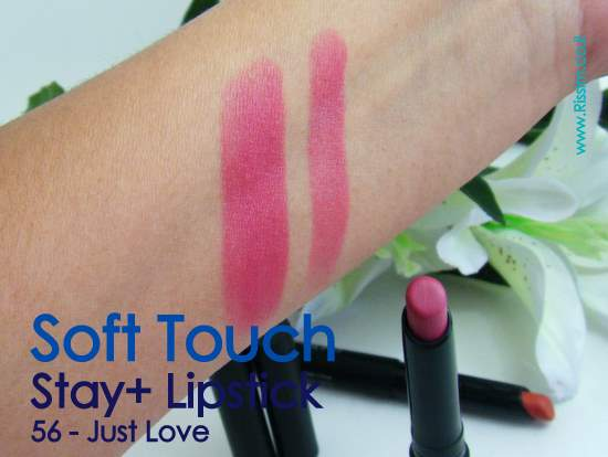 Soft Touch Stay+ Lipstick