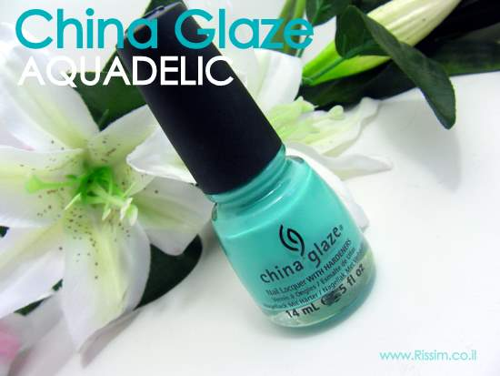 china glaze aquadelic