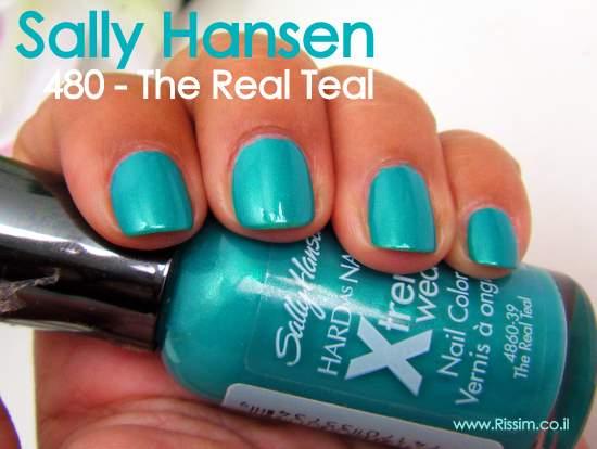 Sally Hansen The Real Teal