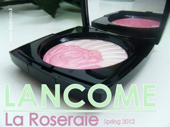 LANCOME La Roseraie