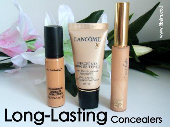long lasting concealers