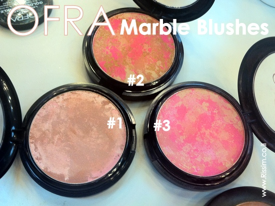 OFRA COSMETICS MARBLE BLUSHES