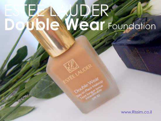ESTEE LAUDER Double Wear Stay In Place Foundation