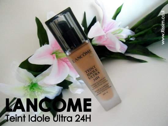 LANCOME Teint Idole Ultra 24H foundation