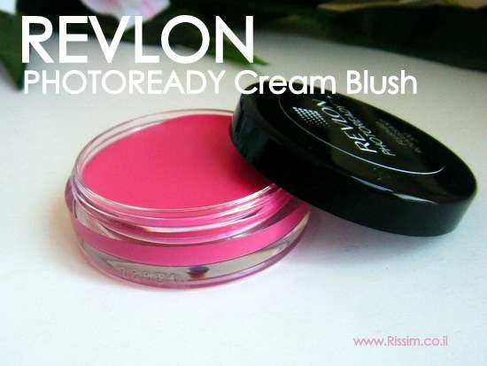 REVLON PHOTOREADY Cream Blush #200 FLUSHED