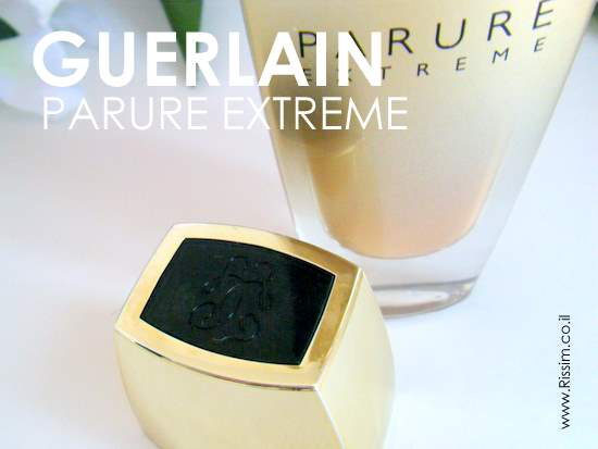 GUERLAIN PARURE EXTREME FOUNDATION