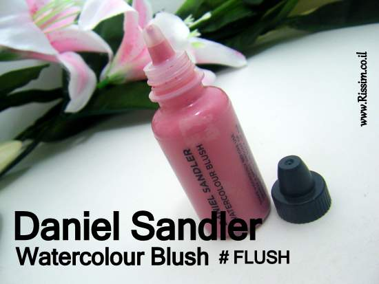 Daniel Sandler Watercolour Blush #flush