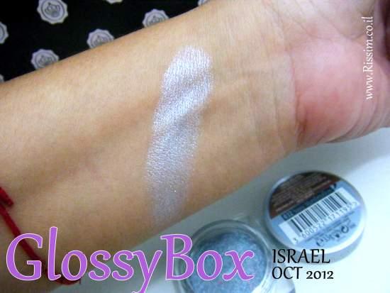 Glossybox OCT 2012