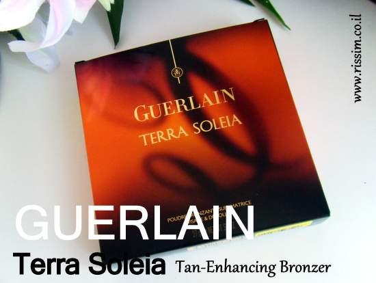 Guerlain Terra Soleia Tan Enhancing Bronzer