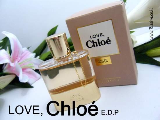 Chloe Love, Chloé EDP