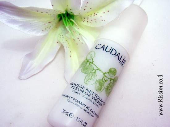 Caudalie Foaming facial cleanser