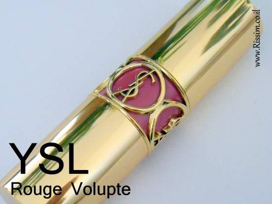 YSL Rouge Volupte
