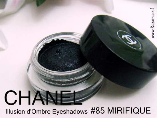 CAHNEL Illusion d'Ombre Eyeshadows 85 MIRIFIQUE