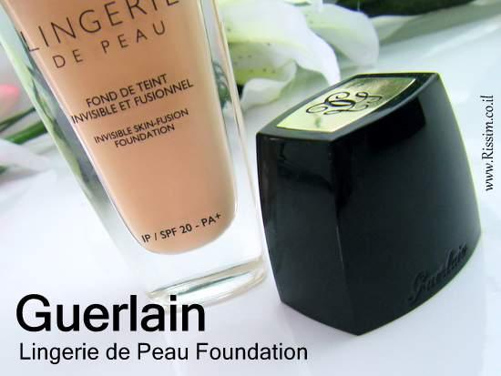 Guerlain Lingerie de Peau Foundation