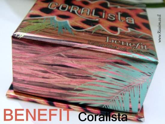 BENEFIT Coralista
