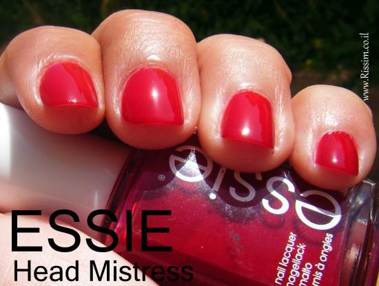 ESSIE Head Mistress