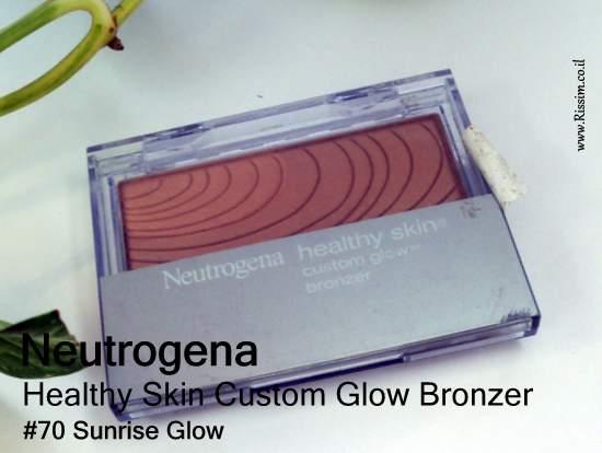 Neutrogena Healthy Skin Custom Glow Bronze #70 Sunrise Glow