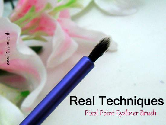 Real Techniques Pixel Point Eyeliner Brush