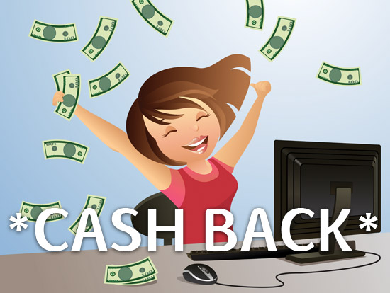 cashback for online shopping