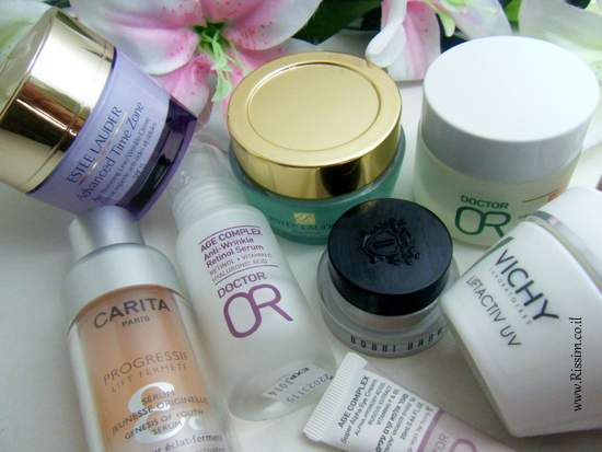 Day skincare routine for dry skin