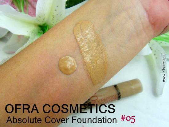 OFRA Cosmetics Absolute Cover Foundation