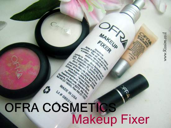 Ofra Cosmetics Makeup Fixer