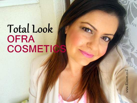 Total Look OFRA COSMETICS