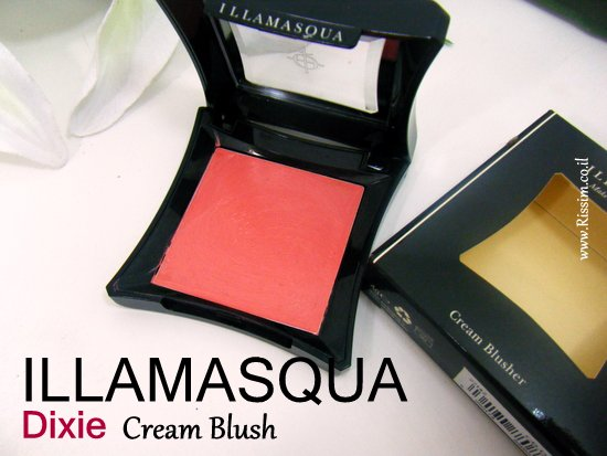 Illamasqua DIXIE cream blush 2